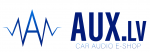 Car audio e-shop AUX.lv